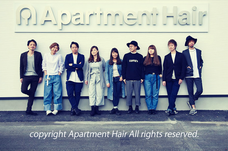 copyright Apartment Hair All rights reserved.