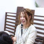 NHK番組ロケにヘアメイクとして参加!