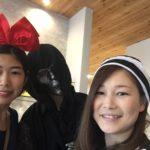 毎年恒例のハロウィン仮装