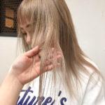 吉野の大切な髪の毛👩🏼🦱